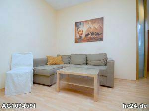 Möblierte 2,5-Zimmer Wohnung in Greußenheim