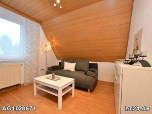 Möblierte 2-Zimmer Wohnung mit sonniger Terrasse in Oberdürrbach