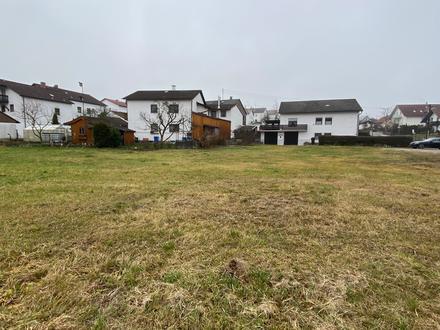 *** RESERVIERT *** Exklusiv Baugrundstück - ca. 1.812 m² - in bester, zentraler Wohnlage von Neumarkt-Sankt Veit