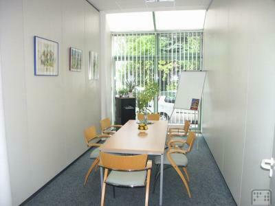 Büroraum Frickestraße 2, Leipzig komplett möbliert