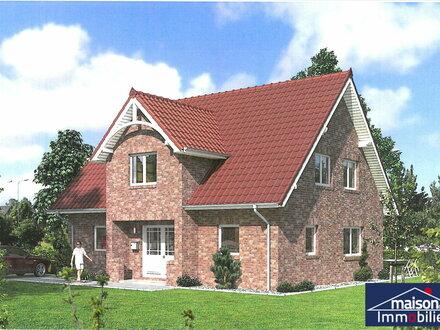 Neubau Haus GEMMA KFW-55 im Kehdinger Land