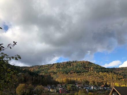Wohnen im Schwarzwald - wo andere Urlaub machen!