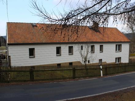 3-Seitenbauernhof in ruhiger Lage für Selbständige, Handwerker und Hobbys ideal ! - weiterer Grundstückszukauf möglich