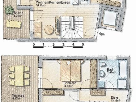 Tolle Neubauwohnungen in Höhenlage mit Aussicht