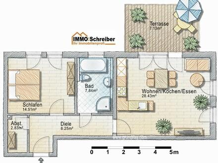 Tolle Neubauwohnungen in guter Wohngegend Deggendorfs