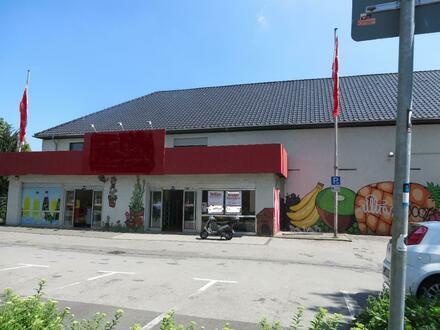 Ebenerdige Einzelhandelsfläche und Stellplätze unmittelbar an den Ruhr-Aue in Herdecke zu vermieten