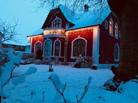 Jugendstil-Villa Bj.1904 - KNUSPERHÄUSCHEN- in 24972 Nübelfeld zu verkaufen.