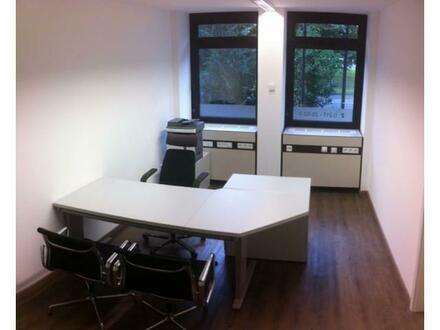 15m² möblierte Bürofläche in Erkrath Unterfeldhaus mit Büroservice! Telefonvorwahl: 0211 Düsseldorf