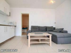 Möblierte 1,5 Zimmer Wohnung in Niederwerrn