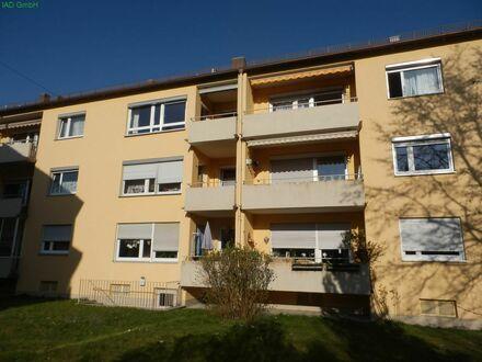Ruhige 2-Zimmer-Wohnung in Bahnhofsnähe