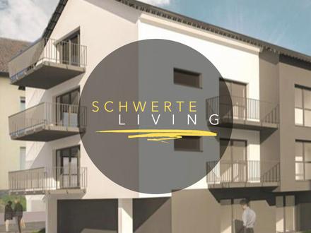 Schwerte Living - 122 m2 Neubauwohnung im Herzen der Stadt!