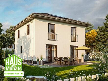 Unser Haus des Monats Flair 124 - Das Stadthaus zum Wohlfühlen – Komfort und Design perfekt kombiniert
