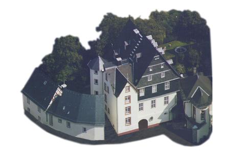 Schöne 1-Zimmer-Wohnung im Schlößchen in Diez