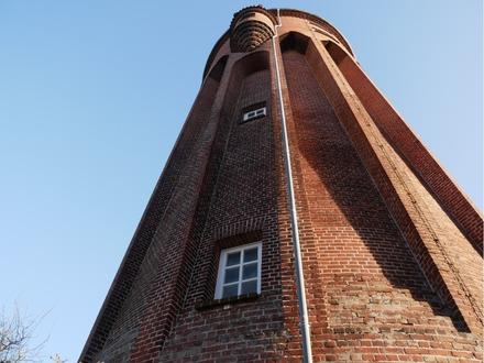 Büros! Historischer, atemberaubender Wasserturm in 25541 Brunsbüttel zu verkaufen.