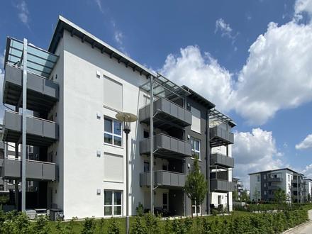 *** NEU *** EXKLUSIV *** Schöne neue 2-Zimmer-Wohnung im Norden von Mühldorf am Inn