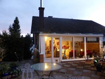 Schön renoviertes Einfamilienhaus in idyllischer Stadtrandlage von Homburg