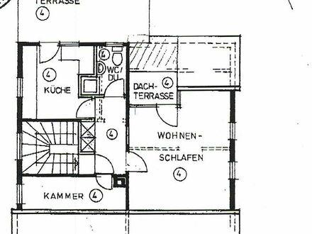Schnuckelige DG-Wohnung mit Aussicht auf MEHR