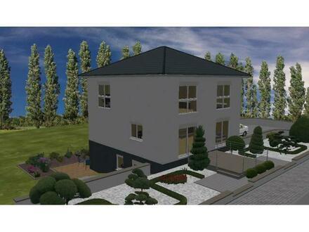 Repräsentatives Einfamilienhaus mit Einliegerwohnung in bevorzugter Wohnlage von Iserlohn!! NEUBAUPROJEKT KfW-55 Effizienzhaus…