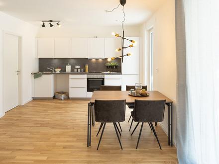 Ein Monat mietfrei! 2-Zimmer mit separater Küche (inkl. EBK), Terrasse und Mietergarten in Tübingen