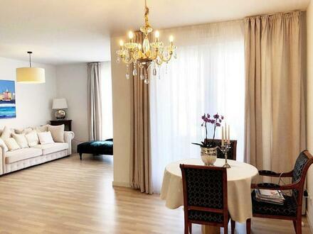 Schöner Wohnen! Perfekte 2,5 Zimmer - ETW mit großer Terrasse und EBK im Europaviertel