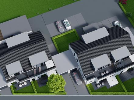 3-Zimmer Eigentumswohnung A4 Neubau mit Dachterrasse in Toplage am Ende einer Wendeplatte