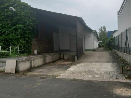 Lager/Produktionshalle in Kassel Nordstadt mit Anbauten