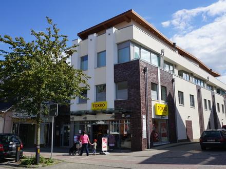 Große 4-Zimmer-Wohnung, mit Balkon | Bargteheide Zentrum