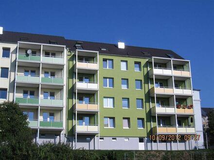 2 Raum-Wohnung im Zentrum Plauens mit Balkon