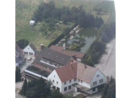 Gastronomie und Wohnungen mit großem Grundstück