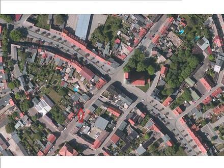 Baugrundstück im historischem Viertel von Bernburg