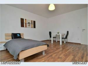 Möblierte 1-Zimmerwohnung in Eibelstadt für einen Wochenendheimfahrer
