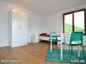 Modern möblierte Wohnung für 6 Personen