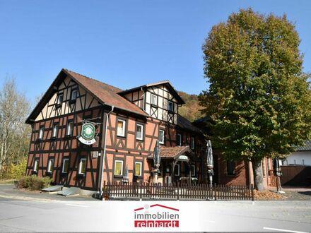 Beliebtes Gasthaus mit tollem Saal, Gästezimmern und Wohneinheit!