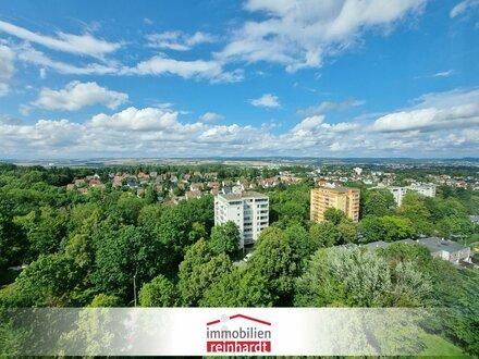 Leben über den Dächern Coburgs - TOP Panoramablick!