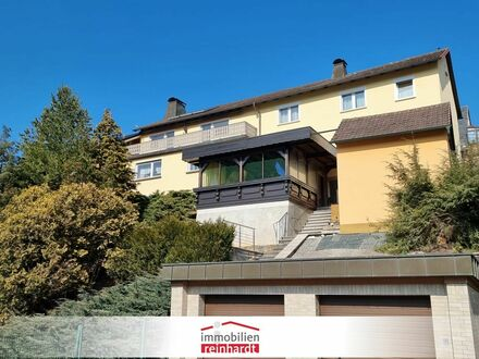 Zwei Häuser - ein Preis! Ideal für eine Großfamilie oder 2 Familien, mit 4 Garagen!