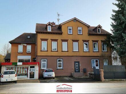 Wohn- u. Geschäftshaus in Coburg-Stadt