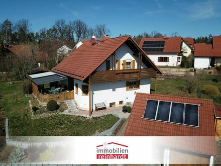 Vielfältiges Einfamilienhaus mit toller Außenanlage!