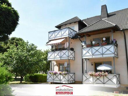 Schöne 3-Zimmer-Wohnung mit Balkon in begehrter Wohnlage von Sonneberg OT Hönbach