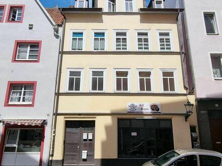 GELEGENHEIT: Wohn- und Geschäftshaus in Coburgs historischer Altstadt!
