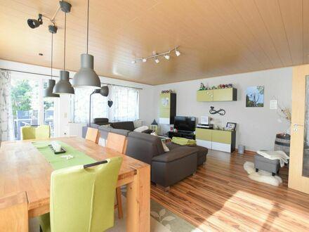 Wohn- und Essbereich - Wohnung 1