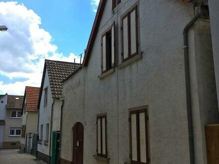 Charmantes Haus in Osthofen mit Geschichte, liebevoll ausgebaut zu verkaufen