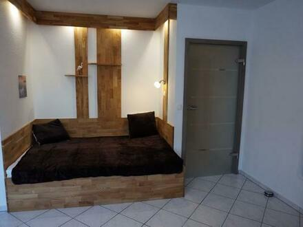 Möbliertes Apartment - nahe BASF Business u. Berliner Platz - incl. W-LAN, TV, Strom, keine Prov.