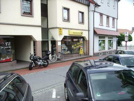 Ladenlokal im Stadtkern von Hemsbach. 167 qm