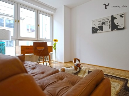 Sevus, ich bin eine süße 2-Zimmer-Wohnung in Hernals.