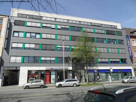 Münster-Innenstadt, nähe Hauptbahnhof: modernes Büro in jungem Haus
