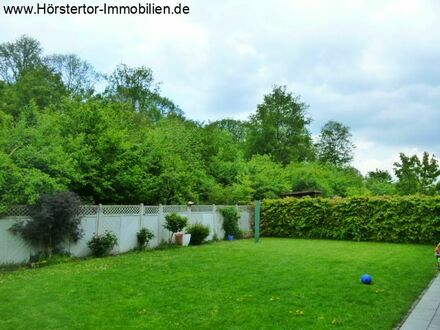 wunderschöne 4 Zi-EG-Wohnung mit Garten und Garage!