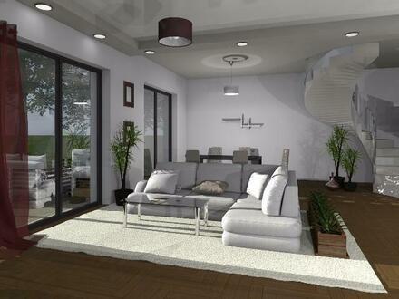Wohnzimmer Symbolfoto
