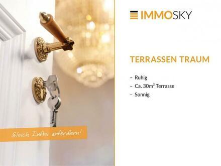 Terrassen-Traum in lauschiger Wohnanlage!