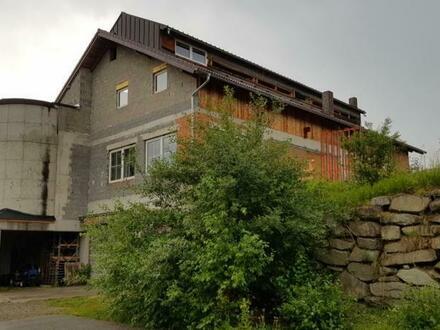 Gewerbe Immobilie mit vielen Möglichkeiten (Rohbau)
