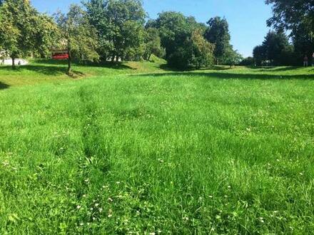 Bezauberndes Grundstück mit unverbautem Weitblick - Natur pur !!!